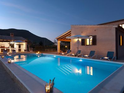 Photo for La Vinya - Five Bedroom Villa, Sleeps 10