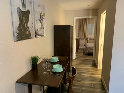 Photo for Newer private 1-bedroom apartment in Old Town
