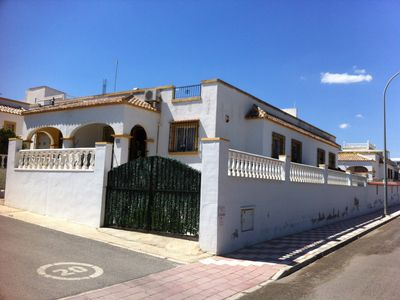 Photo for Family house in Alicante