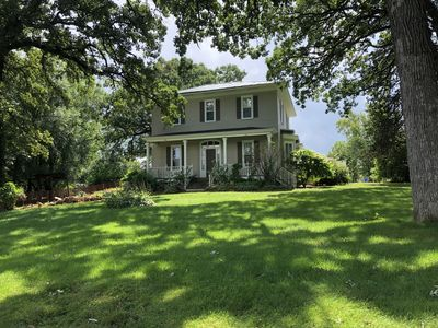 Photo for Most Eclectic Homes in The Bluff Country.