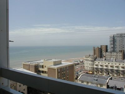 Photo for Brighton a penthouse balcony apartment in a central seafront location to sleep 8
