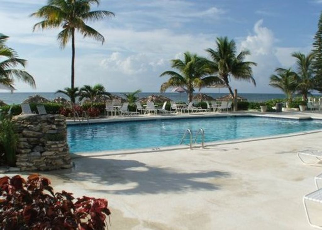 Property Image#1 Coral Beach Bahamas Condo, Best Location, Ocean View Patio