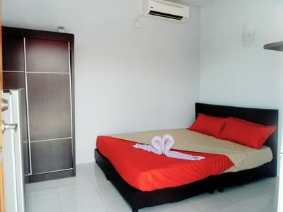 Photo for NEAR CENANG BEACH Double Room with A/C