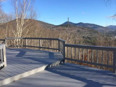Photo for NEW LISTING! Spacious family home on nine acres with sweeping mountain views!