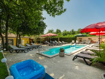 Photo for Idyllic with garden, barbecue, communal pool, professional massage,