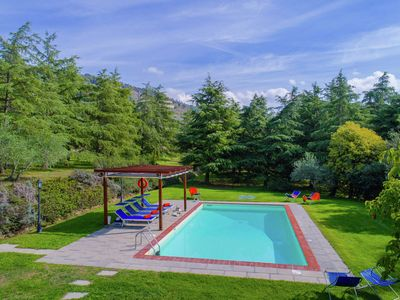 Photo for Lovely Villa in Cortona with Swimming Pool