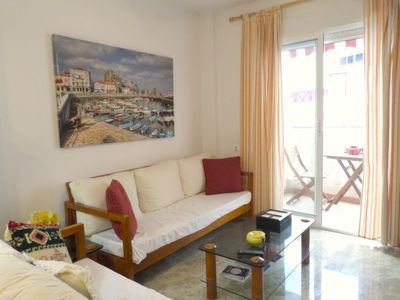 Photo for Apartment Coastal Apartment  in El Campello/Villajoyosa, Costa Blanca - 5 persons, 3 bedrooms