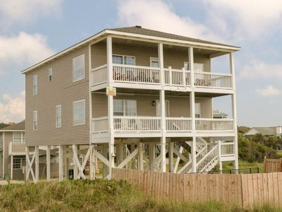 Photo for Completely Renovated-New Furniture,6Bdrm/4.5Bath,Oceanfront Home w/POOL-Sleeps16
