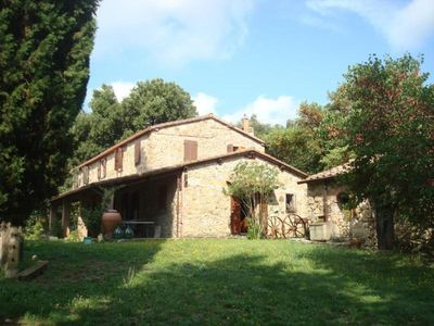 Photo for Holiday house Monteverdi Marittimo for 8 - 9 persons with 4 bedrooms - Holiday house