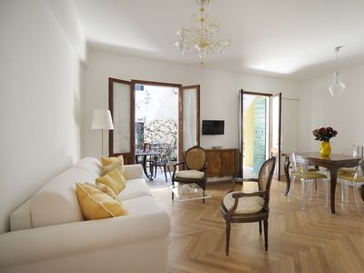 Photo for Alba - Elegant 1bdr for 4 people with terrace!
