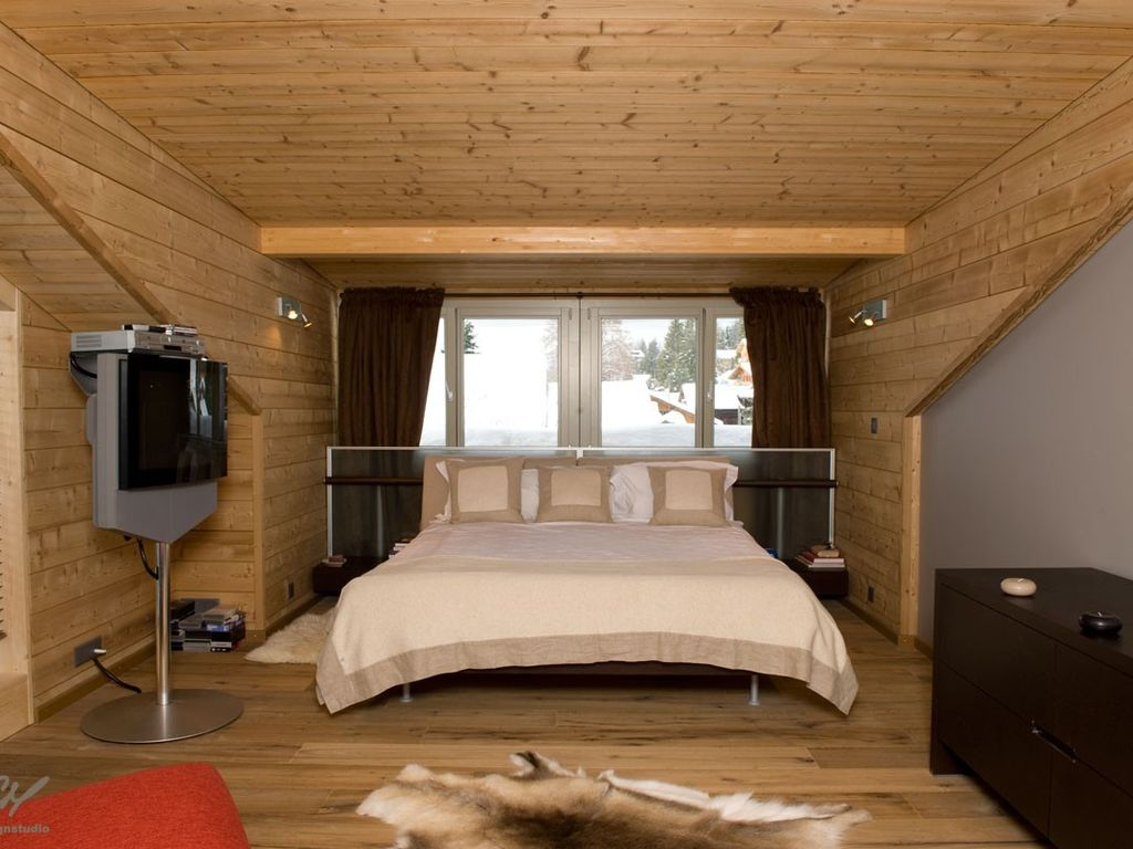 Gryon Chalet Rental: Contemporary Chalet   6/7 Bedrooms. Auxilliary 4 Bed  Chalet Also Available. | HomeAway Luxury Rentals