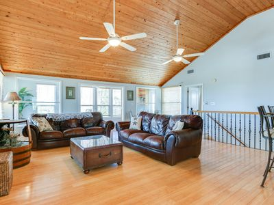 Photo for Pet-friendly with Hot Tub on North Cape San Blas