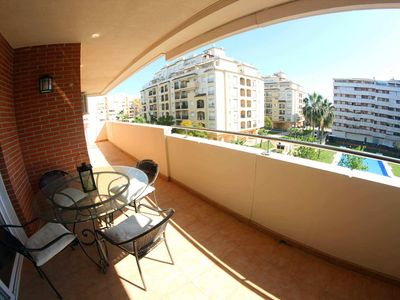 Photo for Modern and ideal location near centre and the main beach in Estepona