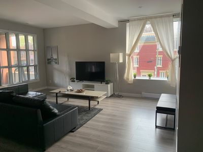 Photo for 2 bedroom/ Downtown/ with terrace/2000 sq/ parking