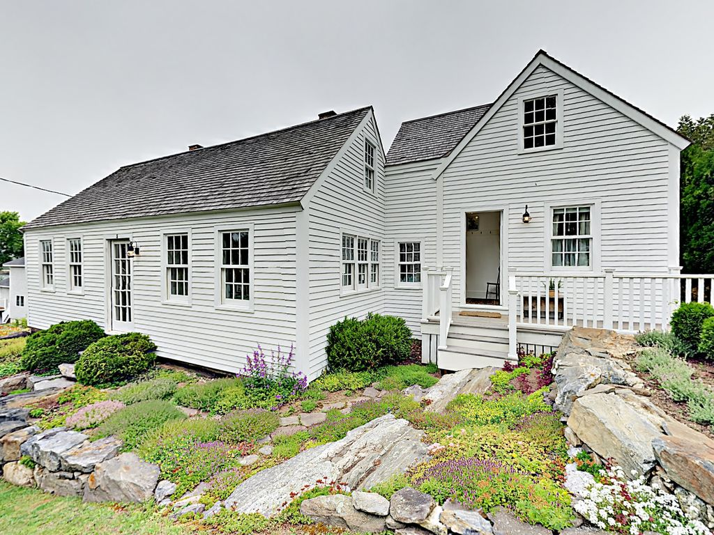 Historic Cape Cod With Harbor View Feature Vrbo