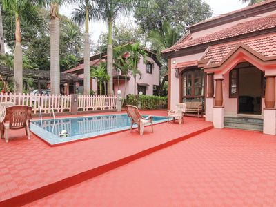 Photo for LUXURIOUS 3BHK VILLA WITH  SWIMMING POOL