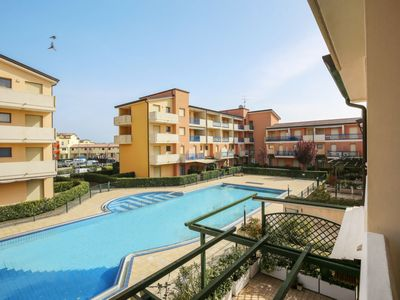 Photo for Brian-Roncaggia Apartment, Sleeps 4 with Pool, Air Con and WiFi