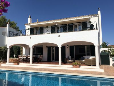 Photo for Family Home, Heated Pool, Port Views, Short Stroll to Port, Shops, Bars/Rests.