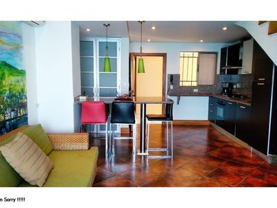 Photo for beautiful apartment on the santa marta beachfront