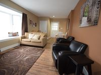 Great location and good value. Easy commute to downtown using nearby UP Express. There are two