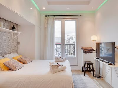 Photo for Luxurious Studio with Terrace close to Madeleine/Opéra