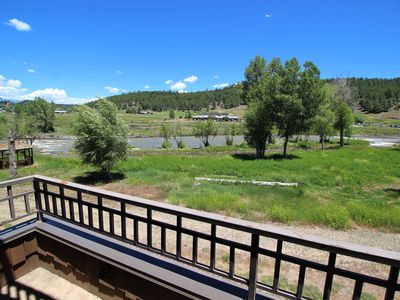Photo for Overlook the San Juan River, Walk To Town & Hot Springs