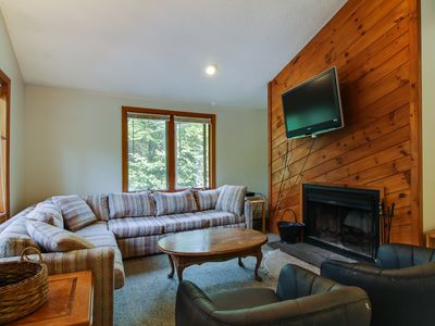 Photo for Group retreat w/ six townhomes, hot tubs, saunas & game rooms - close to skiing!