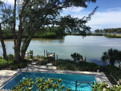 Photo for Spectacular Water Views Minutes from Beach