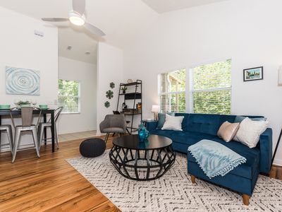 Photo for The Old Mission Collection - Downtown Bungalow, Sleeps 3, Walk to Everything!