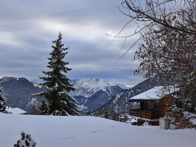 Photo for Apartment Baudrier A in Verbier - 4 persons, 2 bedrooms