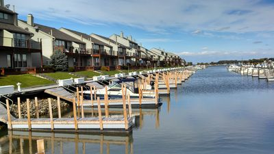 Photo for Harborfront condo.  Winter monthly rental available.