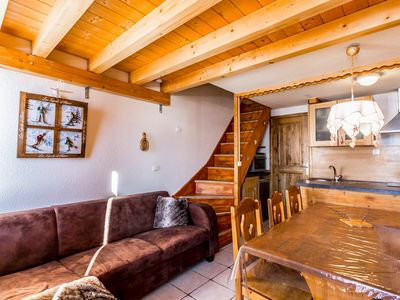 Photo for 4 rooms duplex for 6 persons in Silveralp Val Thor
