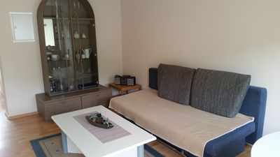 Photo for Quiet apartment directly in the open (panoramic) in Baden-Baden