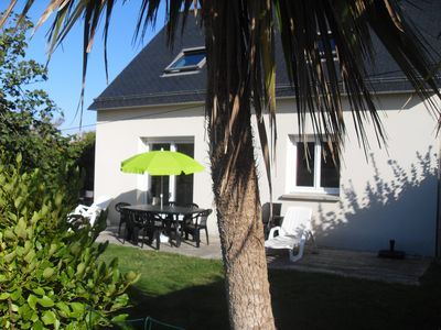 Photo for PENMARCH, 400 m from the sea, 4 bedroom house, St Pierre