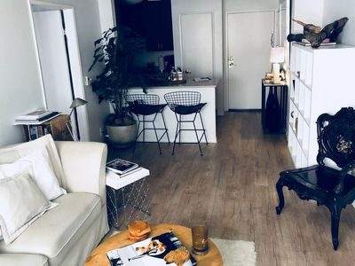 Photo for HOLLYWOOD, 1BR Free Parking, Luxury Apartment