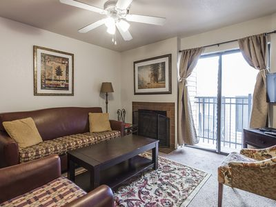 Photo for Quiet Top Floor Condo Is A Gem In the Heart of Park City