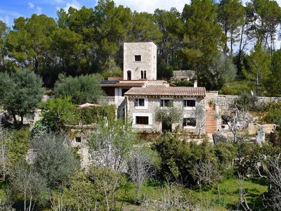 Photo for Luxury Finca in the heart of Mallorca