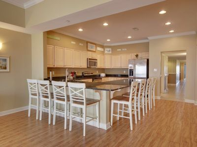 Photo for Somerset at 2nd 501 - huge 3 bedroom, overlooking beach and boards at 2nd St.