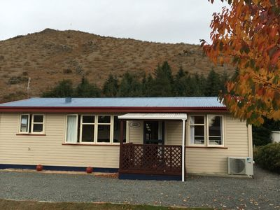 Photo for Cute cozy cottage in amazing and unspoilt part NZ