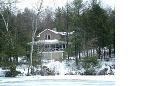 Photo for 3BR Cabin Vacation Rental in Wilmot Flat, New Hampshire