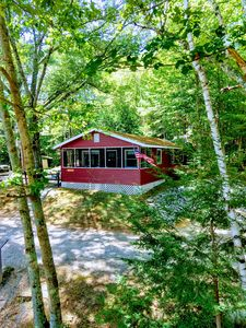 Photo for #6 Lakeview @Birchwood Cottages at Loon Lake. Family Friendly Waterfront