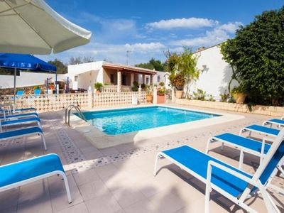 Photo for 6 bedroom Villa, sleeps 14 with Pool and Air Con