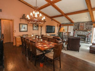 Photo for Hidden Valley Rustic Retreat Ski-in/Ski-out, A/C, Gas & WiFi!