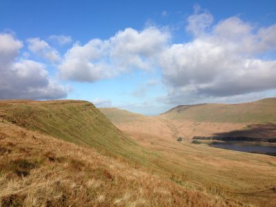 Just around the corner from Pen Y Fan