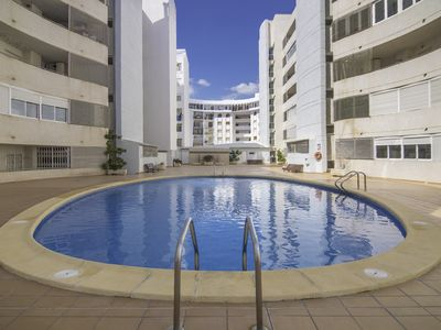 Photo for ALBAMAR, apartment in Calpe, close to the beach for 4/6, free wifi