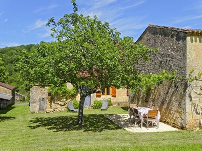 Photo for Nice, renovated house in the Dordogne, near Lalinde, Couze and Beaumont.