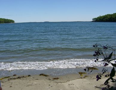 Glen Cove small beach