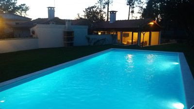 Photo for 2 bedroom house with private pool