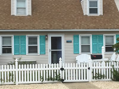 Photo for 4 BEDROOM HOUSE ONE BLOCK FROM BEACH