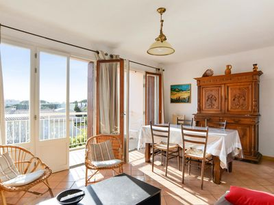 Photo for Large apartment 3 minutes walk from the beach - Maeva Private - 3 room apartment 5 people Confort